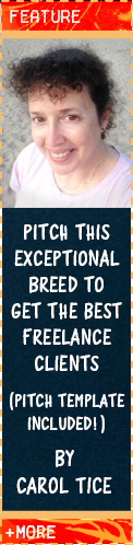 Pitch this exceptional breed to get the best freelance clients