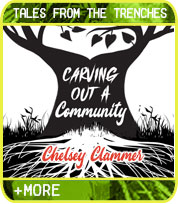 Carving Out a Community by Ann Kathryn Kelly