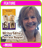 From Grief and Rejection to Success with Writer/Editor Patricia A. Nugent