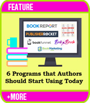 6 Programs that Authors Should Start Using Today