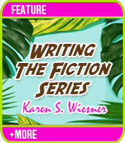How to Plan a Fiction Series by Karen S. Wiesner