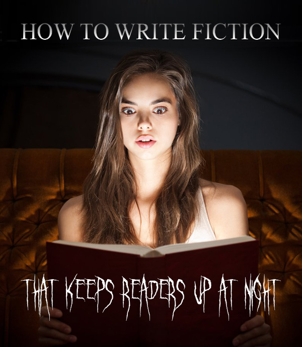 How to Write Genre Fiction that Keeps Readers Up at Night