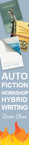 Autofiction Workshop: Exploring Hybrid Writing