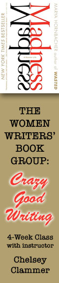 The Women Writers Book Group: Crazy Good Writing