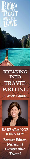 Breaking into Travel Writing