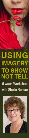 Using Imagery to Show Not Tell