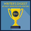 Writer's Digest 101 Best Sites for Writers Award