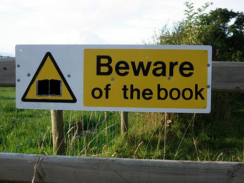 książka zła
